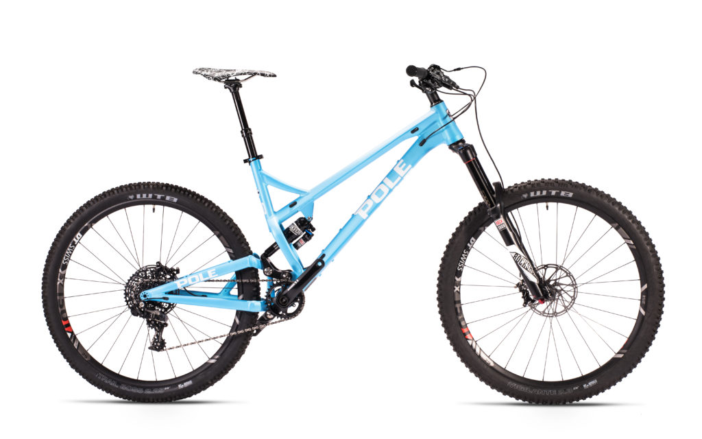 Mountain bike rental Malaga