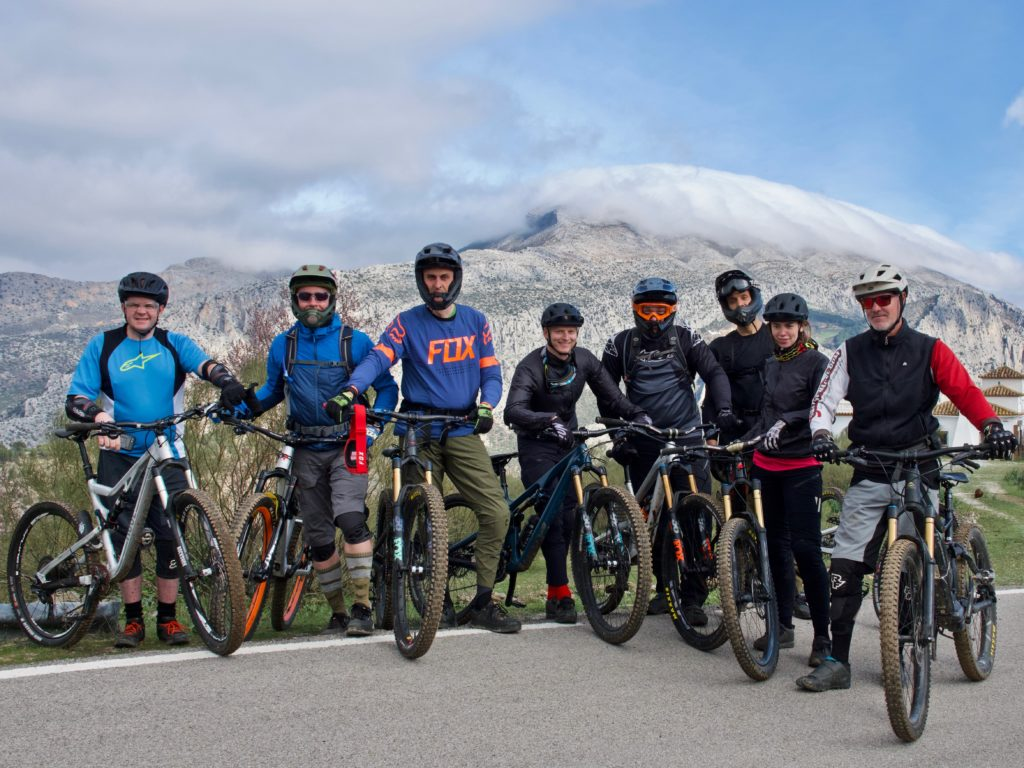 Malaga: Best MTB winter destination